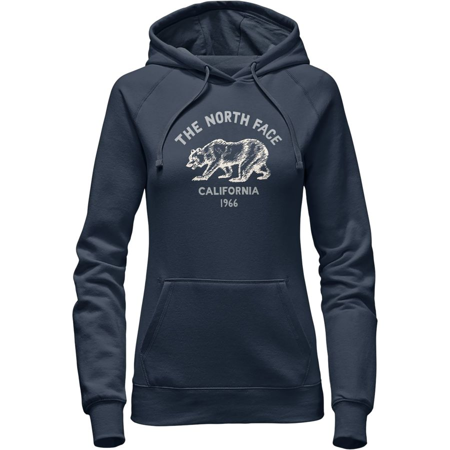 The North Face Grizzly Bear Pullover Hoodie - Women's ...
