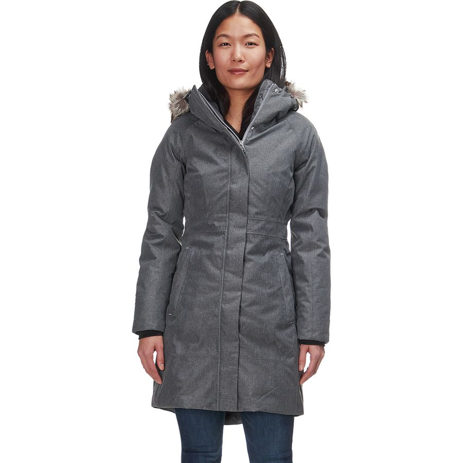 The North Face - Arctic Down Parka II - Women s - Tnf Medium Grey Heather 6703b31fbe99