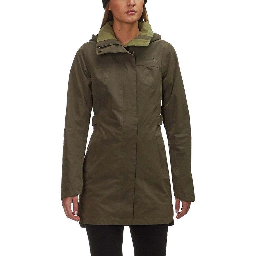 The North Face Laney Trench Coat II - Womens