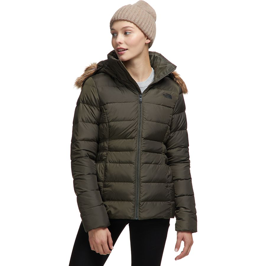 The North Face Gotham II Hooded Down Jacket - Womens