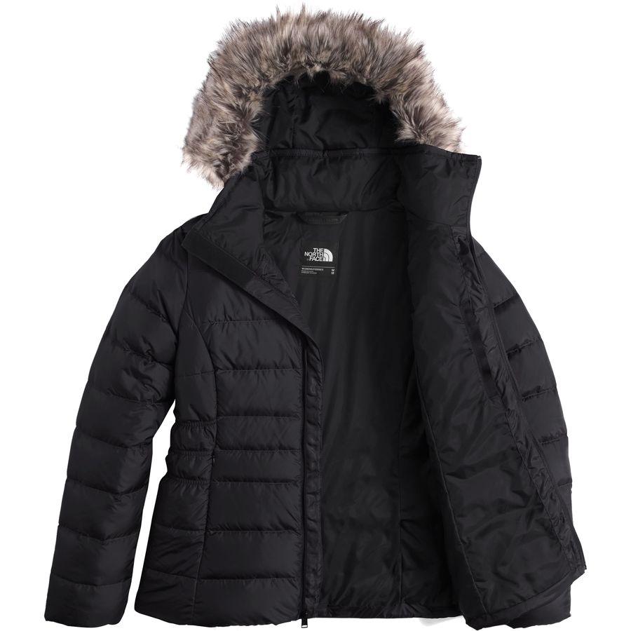 North face gotham jacket women