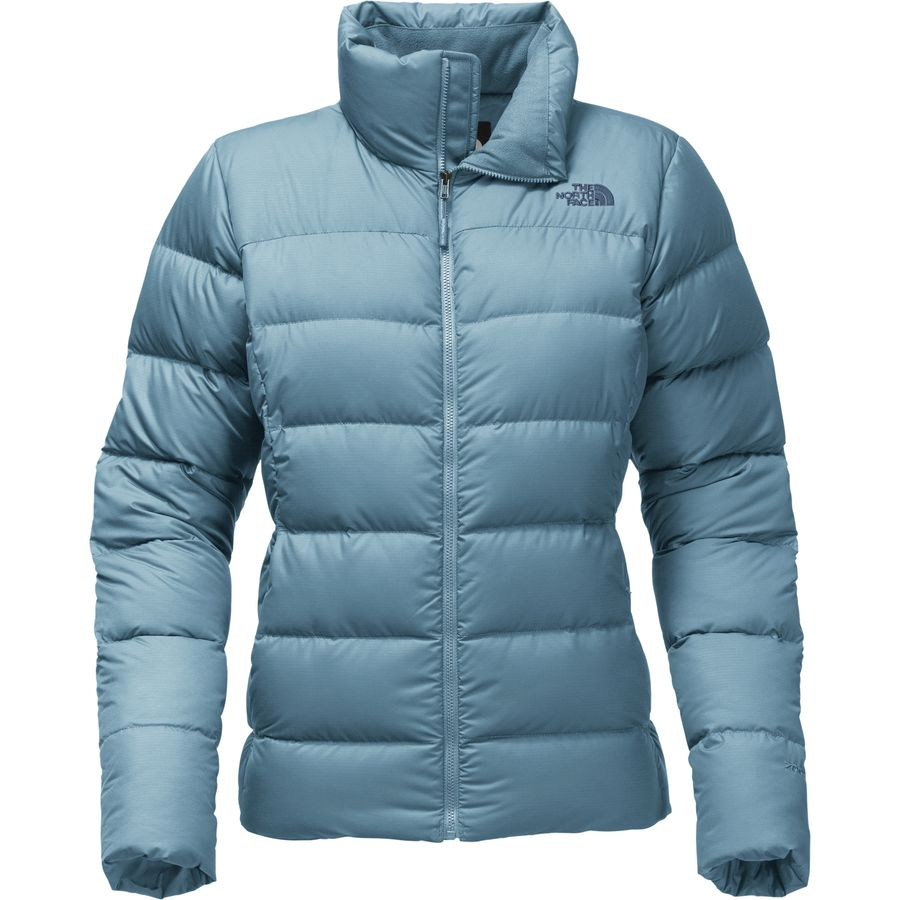 ... discount code for the north face nuptse down jacket womens provincial  blue ca454 98860 791a18056