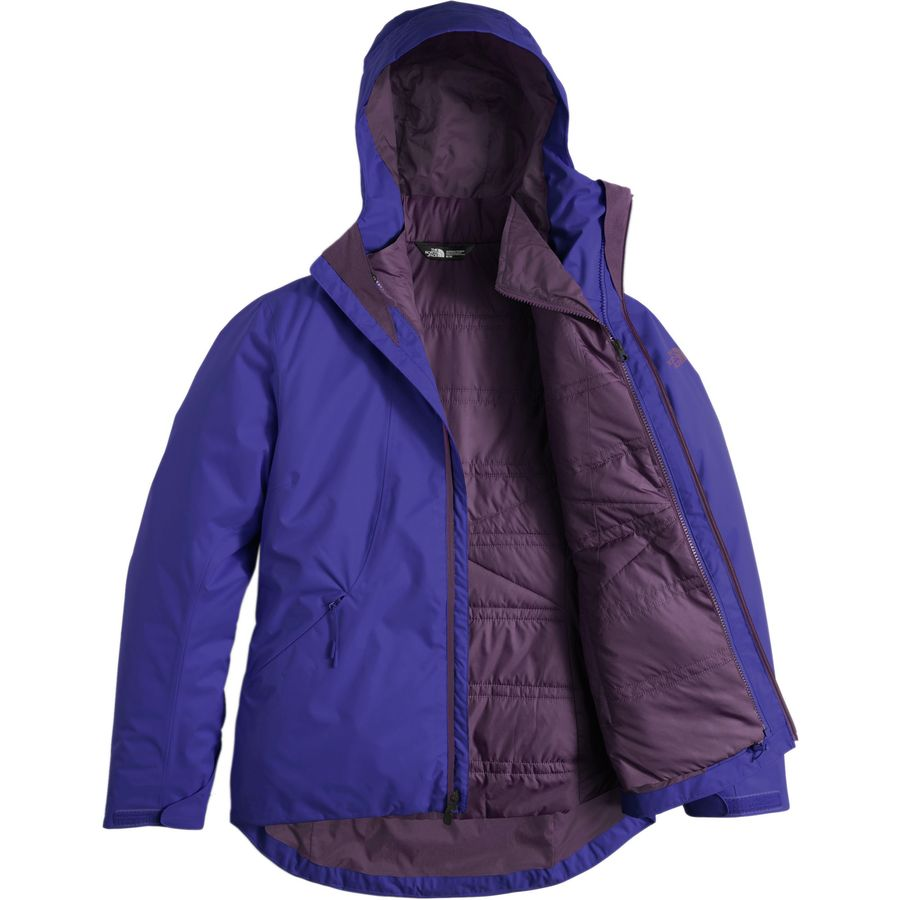 73a3502d7 The North Face Clementine Triclimate Hooded 3-In-1 Jacket - Women's ...