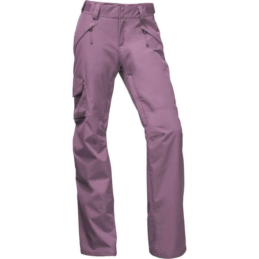 The North Face - Freedom Insulated Pant - Women's - Black Plum