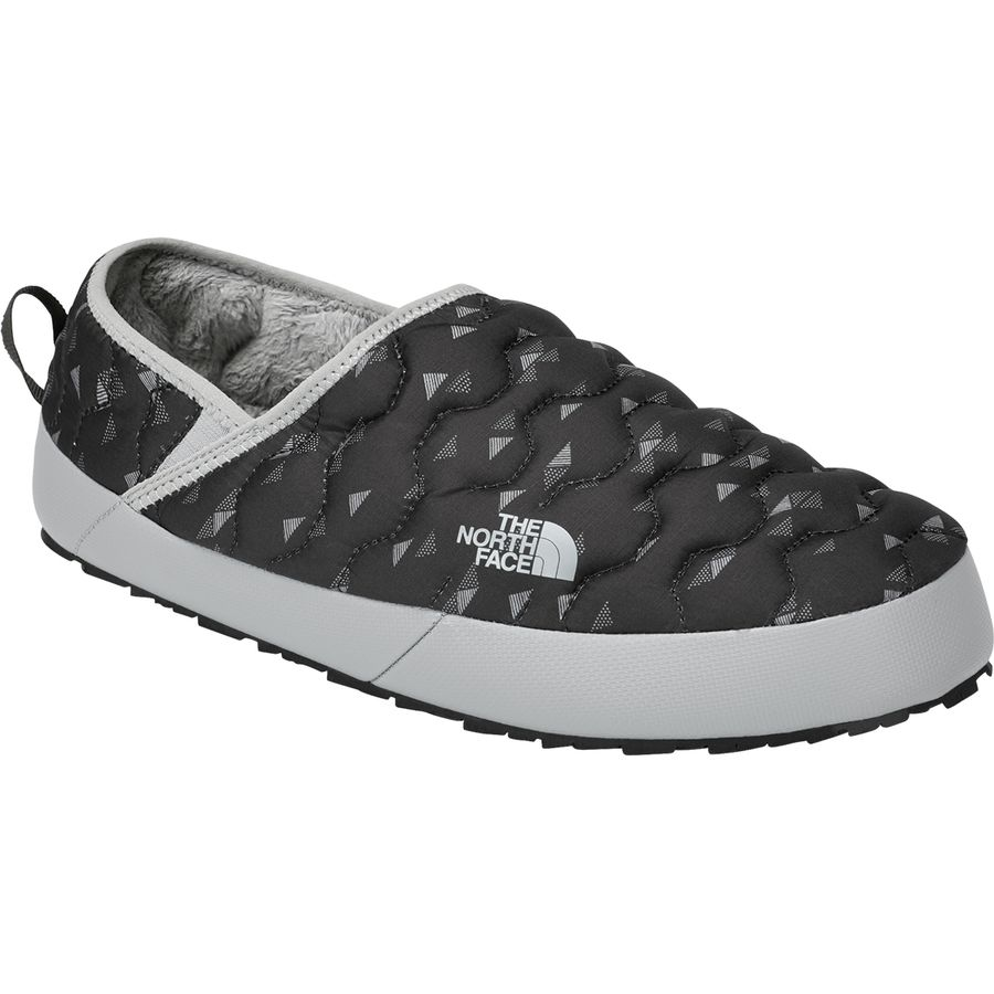 e65c3faabeb The North Face - ThermoBall Traction Mule IV Bootie - Men s - Tnf Black  Triangle Weave
