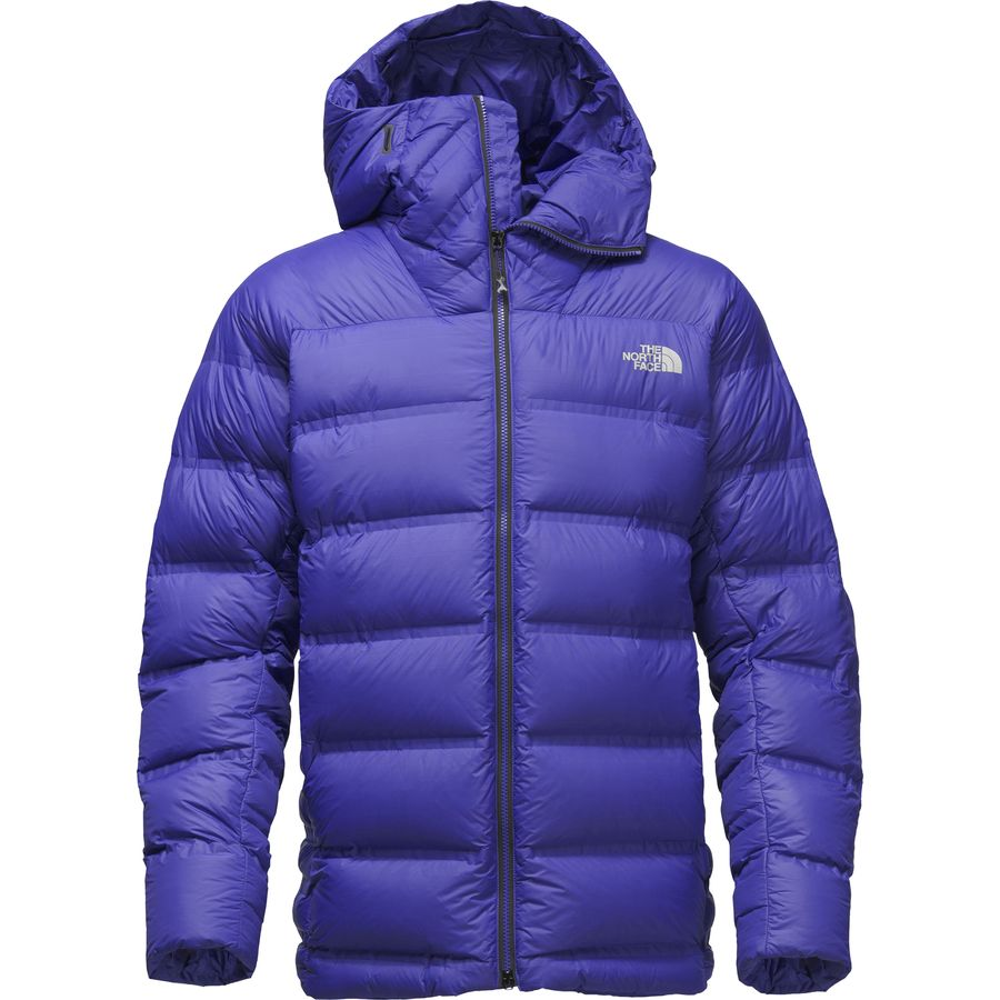 1af84cb31849 The North Face - Summit L6 Down Belay Hooded Parka - Men s - Inauguration  Blue