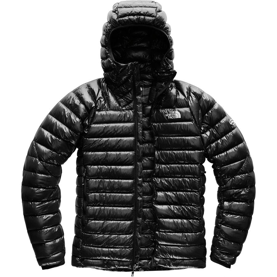 the north face summit l3 hooded down jacket men s