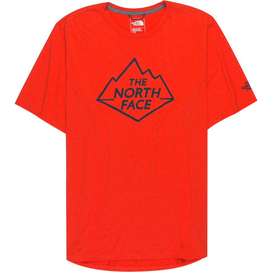 The North Face Reaxion Outdoor Graphics Shirt - Short-Sleeve - Mens