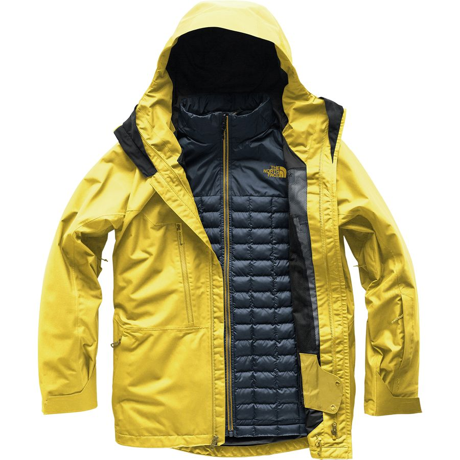 bca053e8b The North Face Thermoball Snow Triclimate Hooded Jacket - Men's