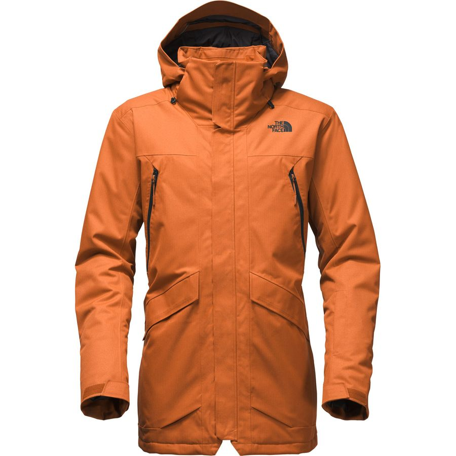 c735219758 The North Face - Gatekeeper Hooded Jacket - Men s -