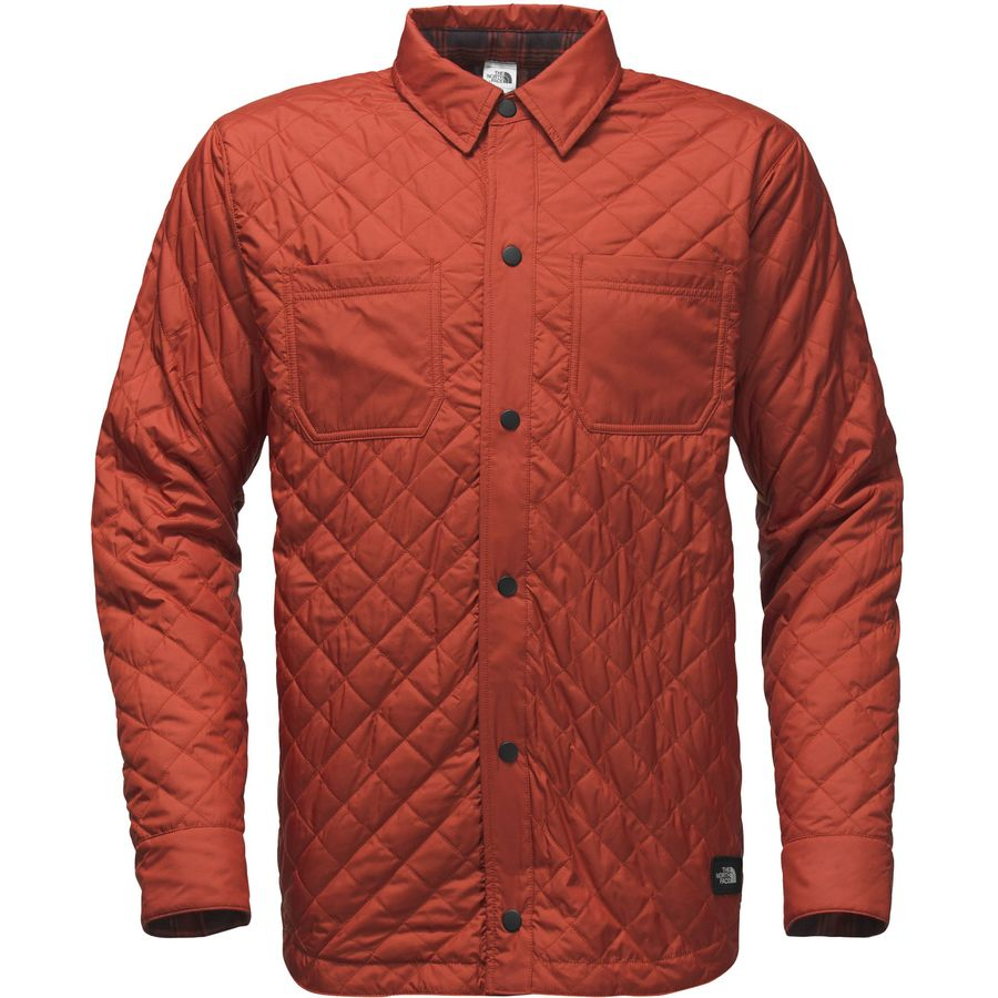 The North Face Fort Point Insulated Flannel Jacket - Men's ...