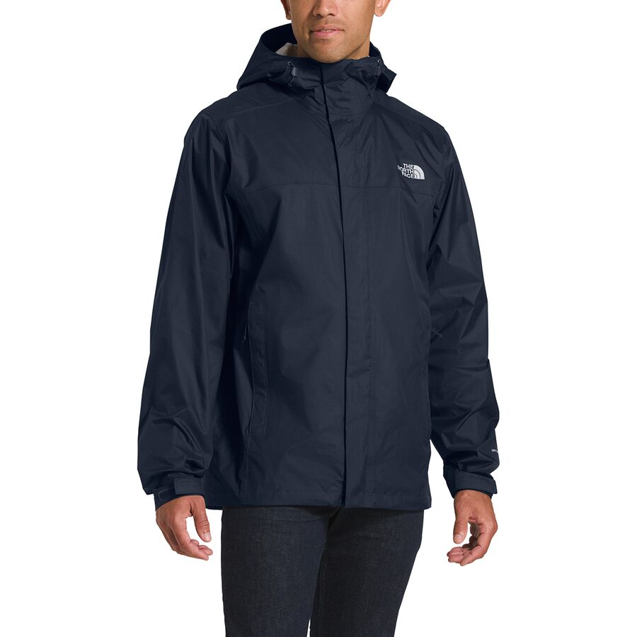 ba3f7677e The North Face Venture 2 Tall Hooded Jacket - Men's