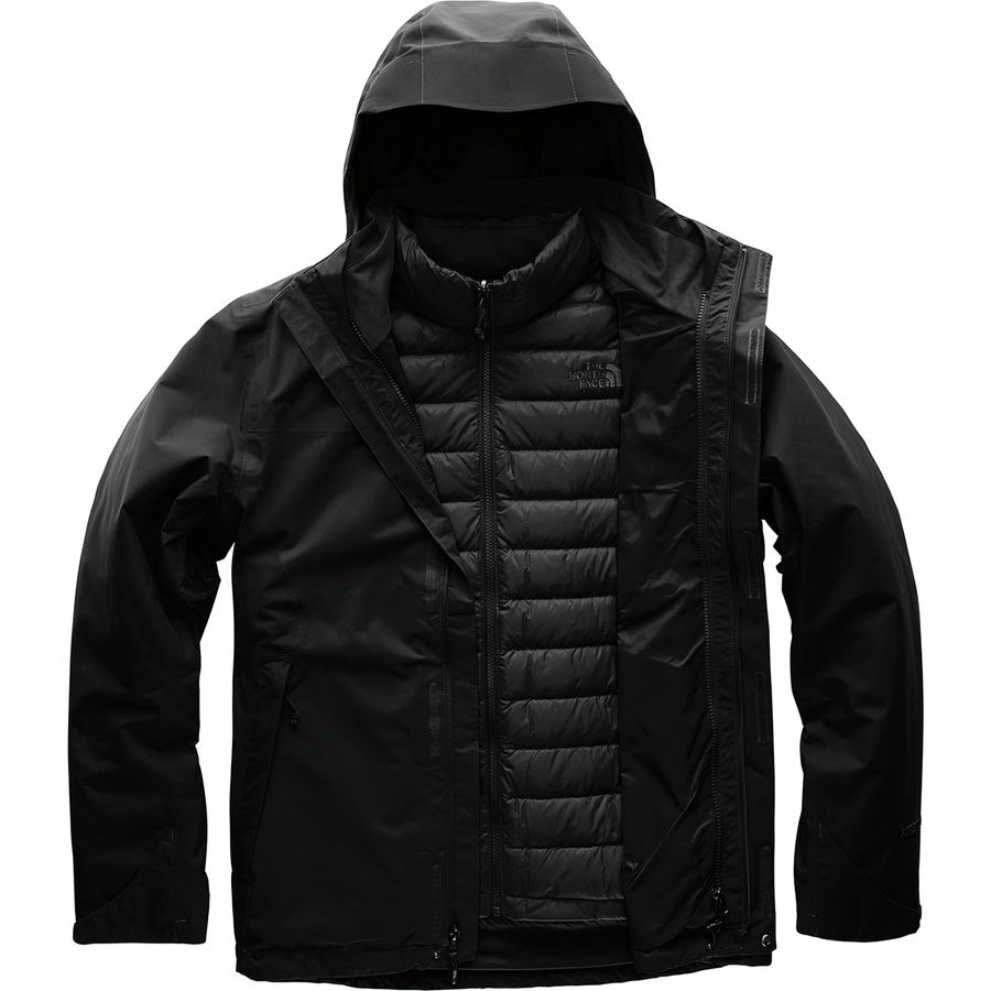 The North Face Mountain Light Triclimate Hooded Jacket - Men's ...