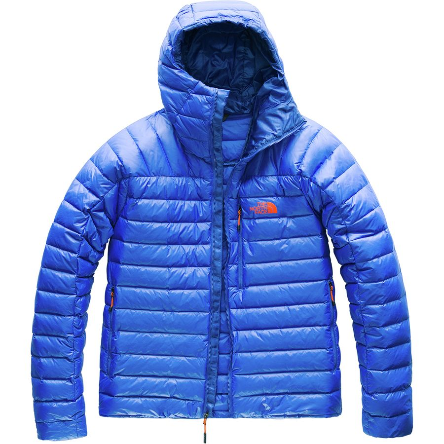 065e238b2 The North Face - Morph Hooded Down Jacket - Men s - Turkish Sea