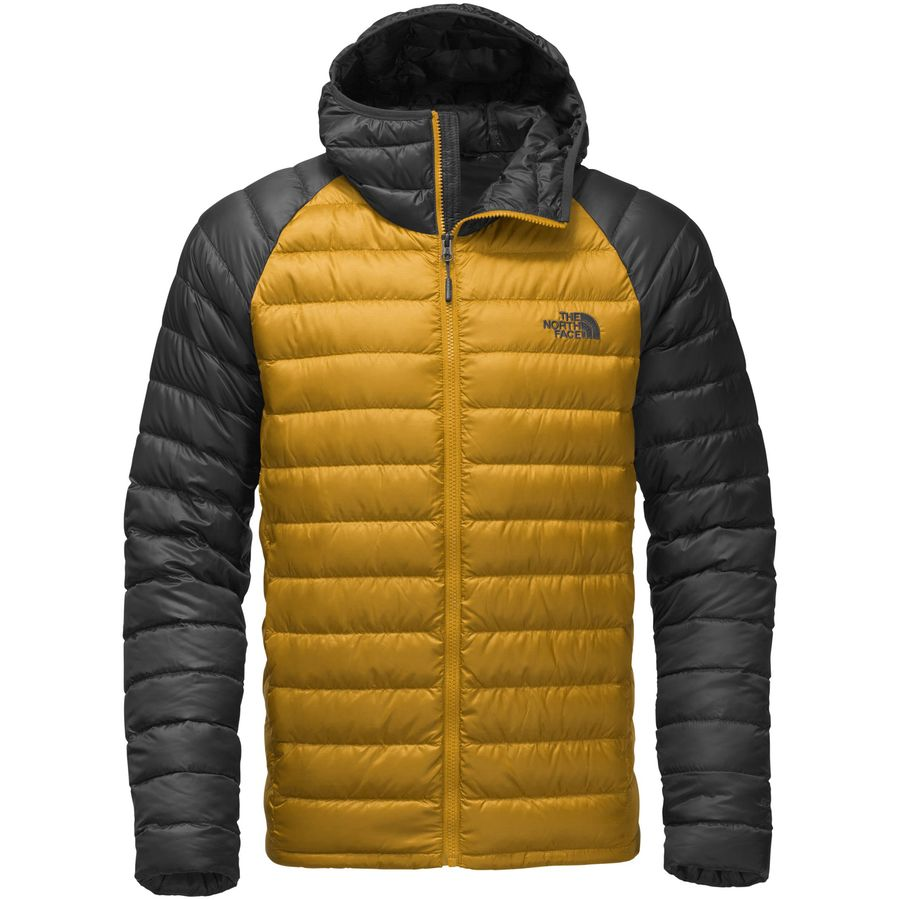 The North Face Trevail Hooded Down Jacket Men S
