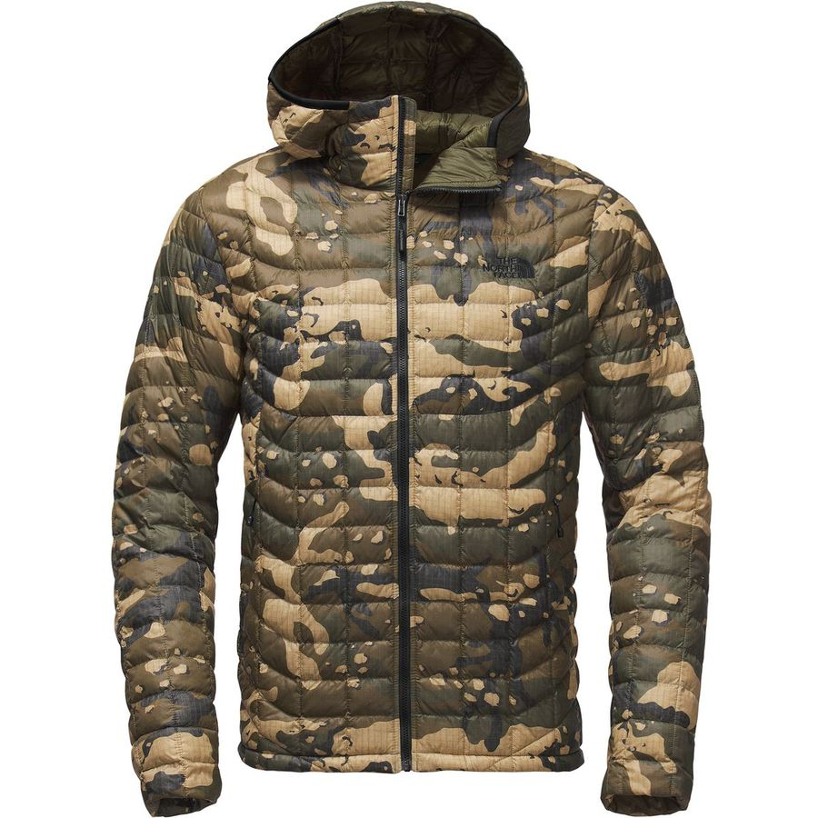 64aecf2557d8 ... release date db82d 0ed46 The North Face ThermoBall Hooded Insulated  Jacket - Mens Steep Cheap