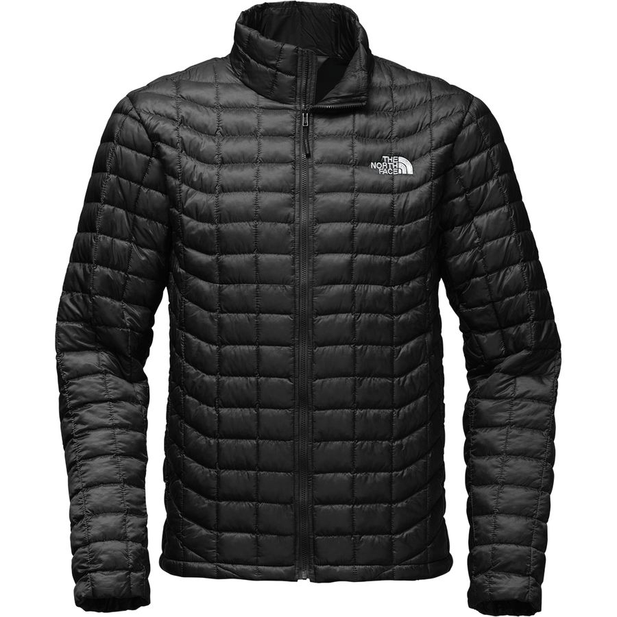 The North Face - ThermoBall Insulated Jacket - Men s - Tnf Black 69fff491bb0b