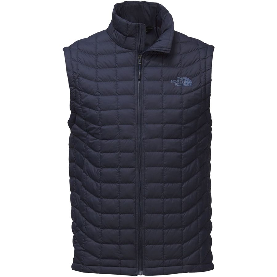 the north face thermoball insulated vest men s