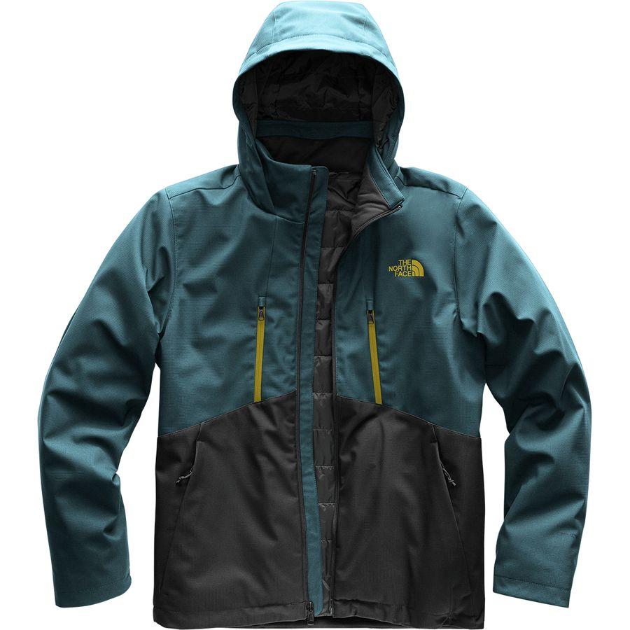 c1efff8707 The North Face - Apex Elevation Hooded Softshell Jacket - Men s - Asphalt  Grey Kodiak