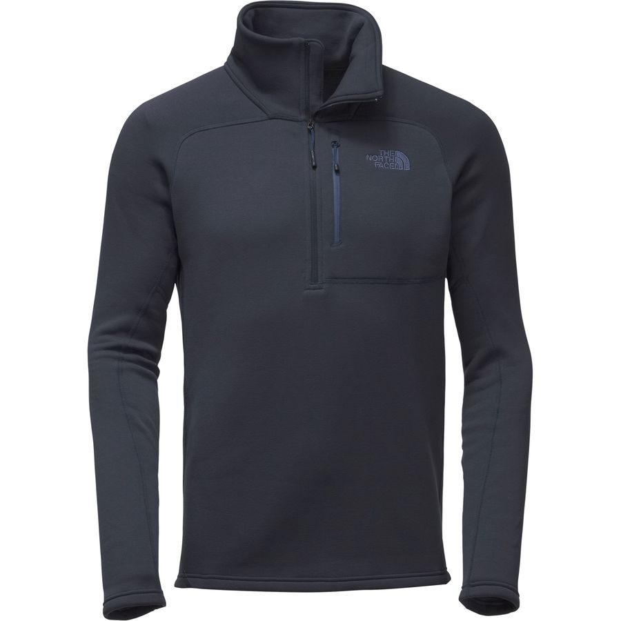 The North Face Flux 2 Powerstretch Fleece Jacket - 1/4-Zip - Mens