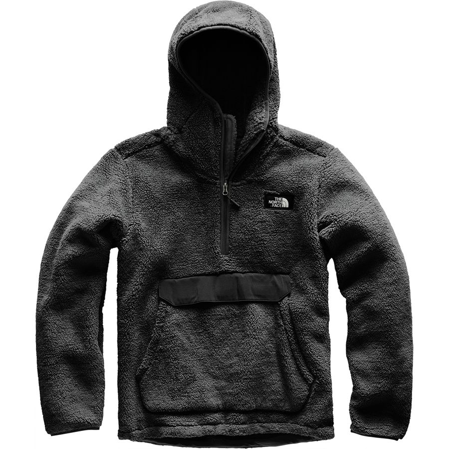 6701c6955f92 The North Face - Campshire Hooded Pullover Hoodie - Men s - Asphalt Grey