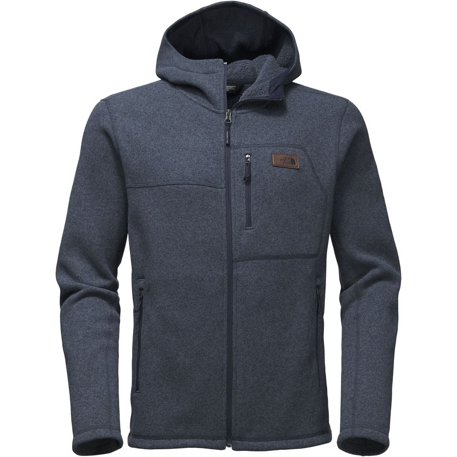 The North Face Gordon Lyons Hooded Fleece Jacket - Men's ...