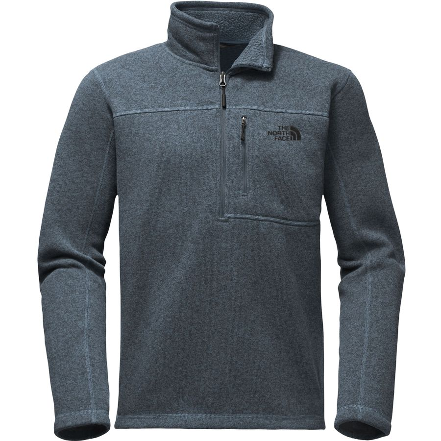 The North Face Gordon Lyons 1/4-Zip Fleece Pullover - Men's ...