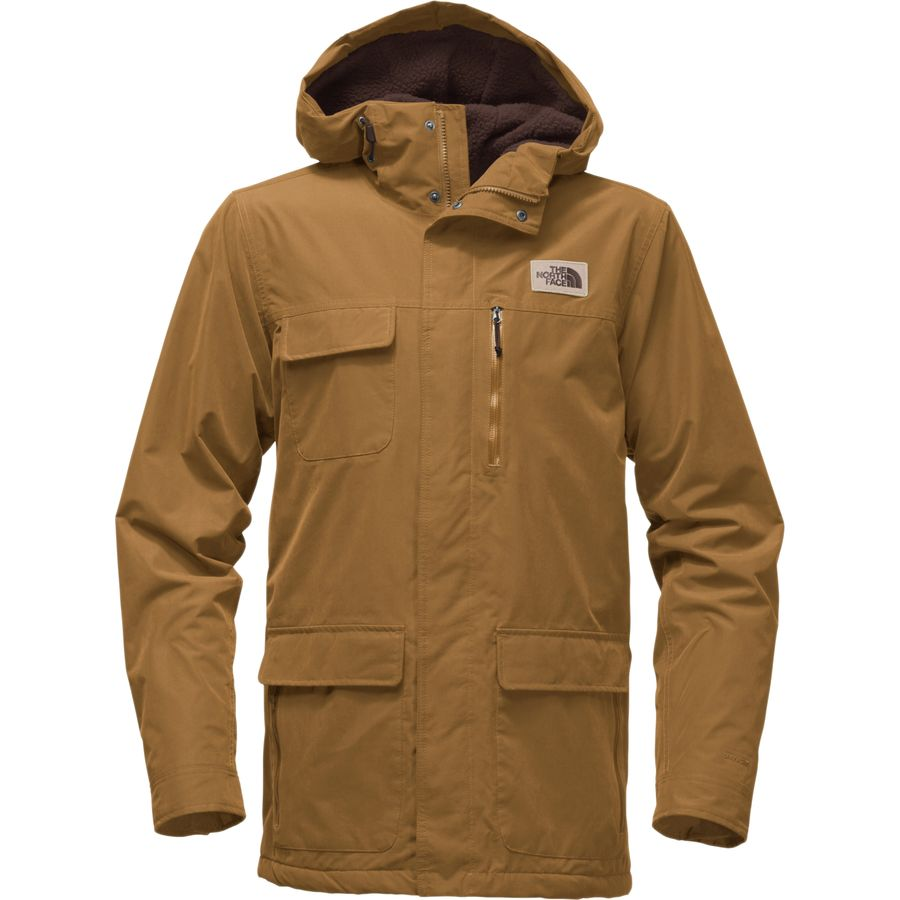 The North Face Cuchillo Hooded Parka - Men's | Backcountry.com