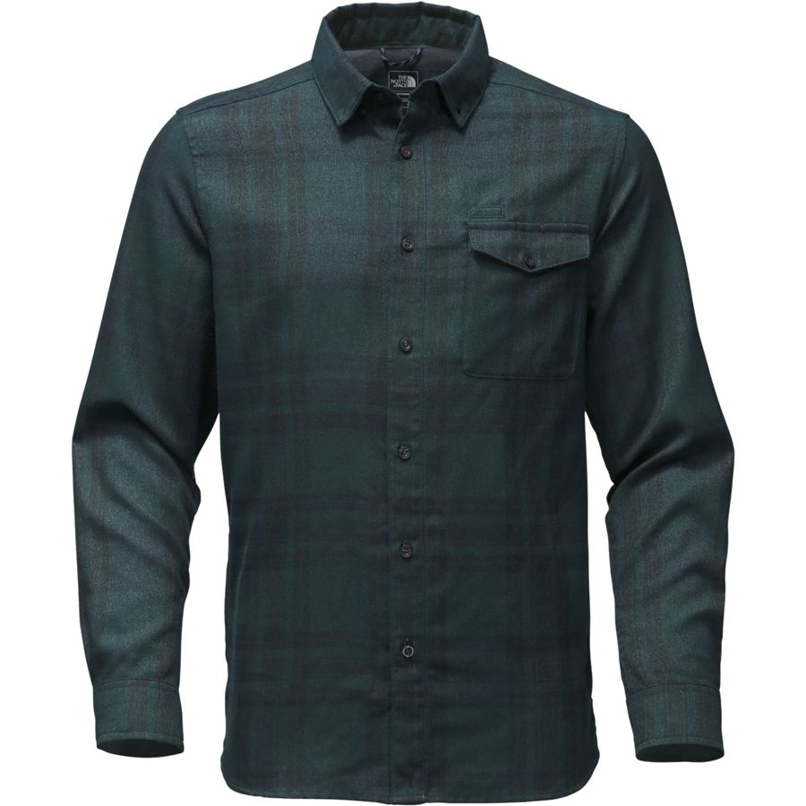 The North Face ThermoCore Button-Up Shirt - Mens