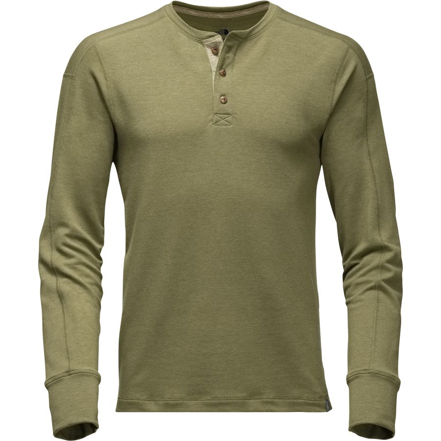 The North Face Terry Henley Shirt - Mens