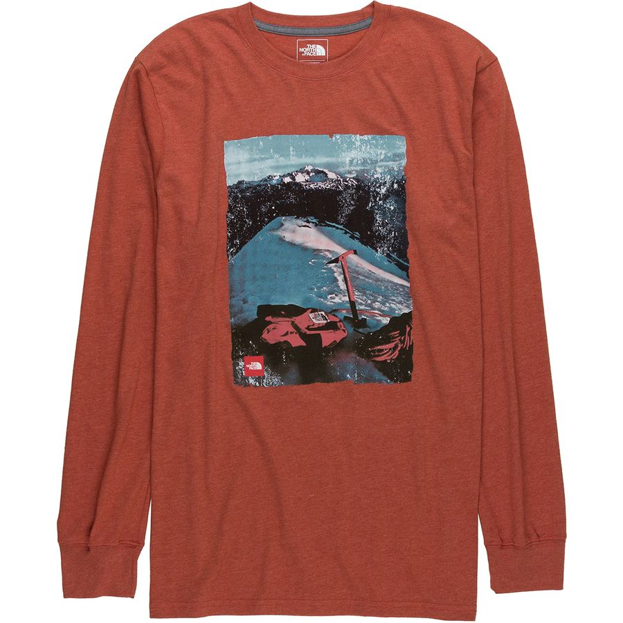 917645a1b The North Face Summit T-Shirt - Long-Sleeve - Men's