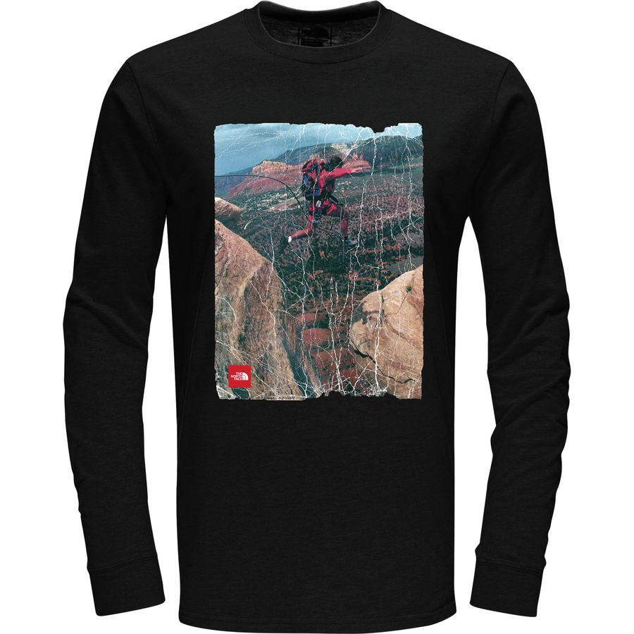 The North Face Summit T-Shirt - Long-Sleeve - Mens