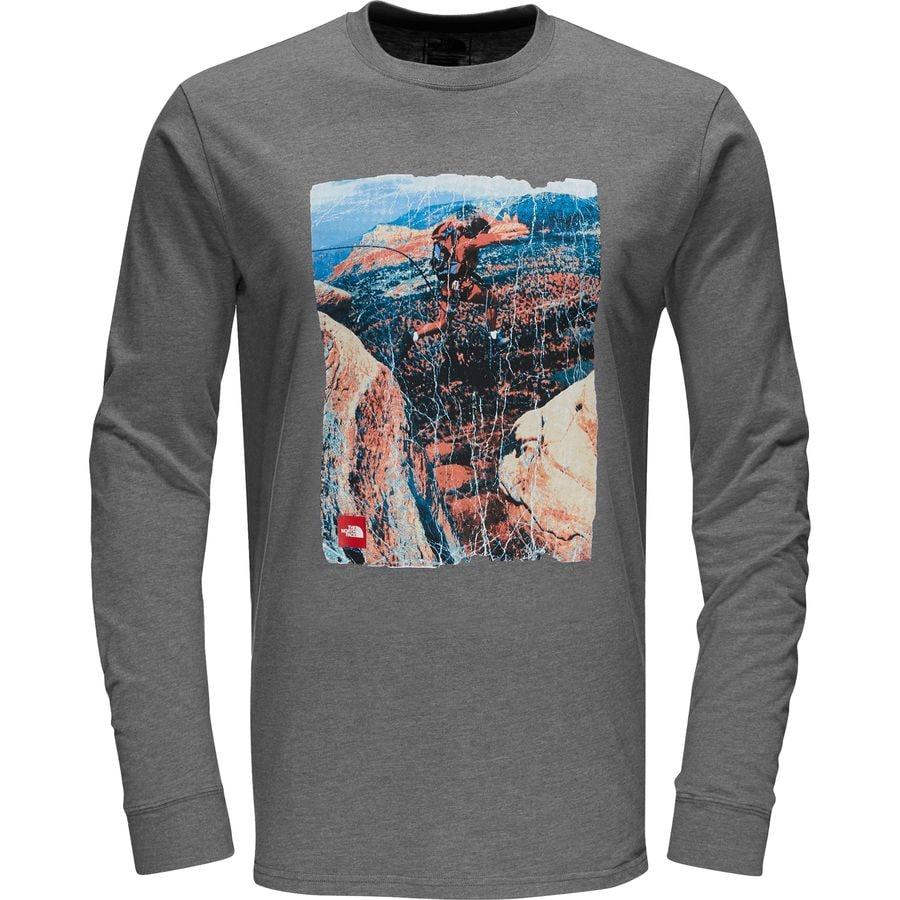 The North Face Summit T-Shirt - Long-Sleeve - Mens