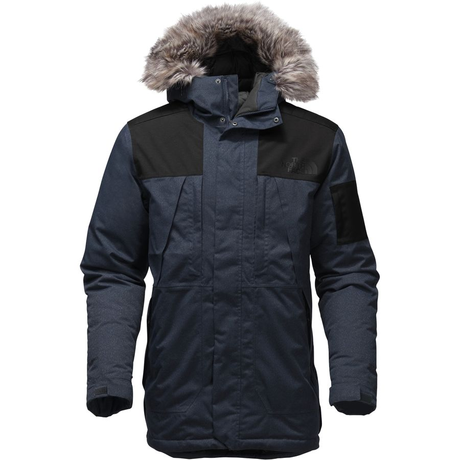 The North Face Outer Boroughs Hooded Down Parka Men S