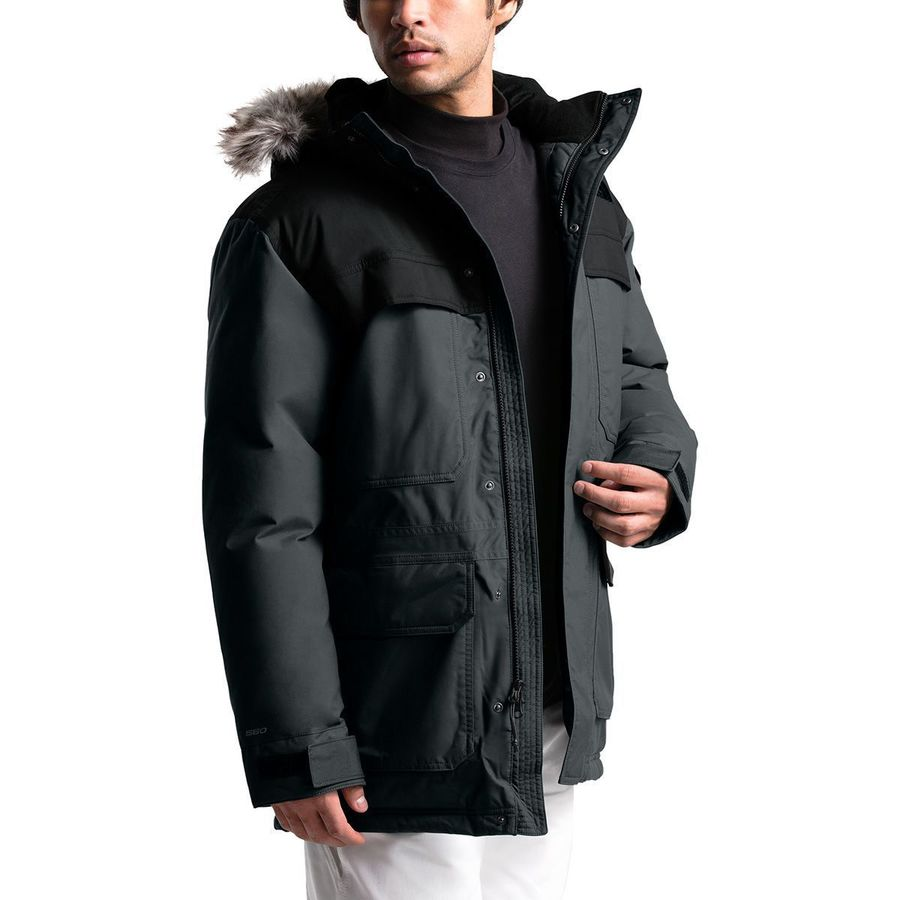 4823f9fe1 The North Face McMurdo Hooded Down Parka III - Men's