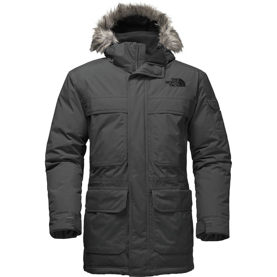 The North Face McMurdo Hooded Down Parka III - Men's | Backcountry.com