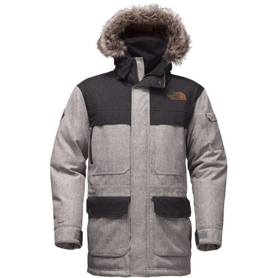 The North Face Mcmurdo Hooded Down Parka Iii Men S