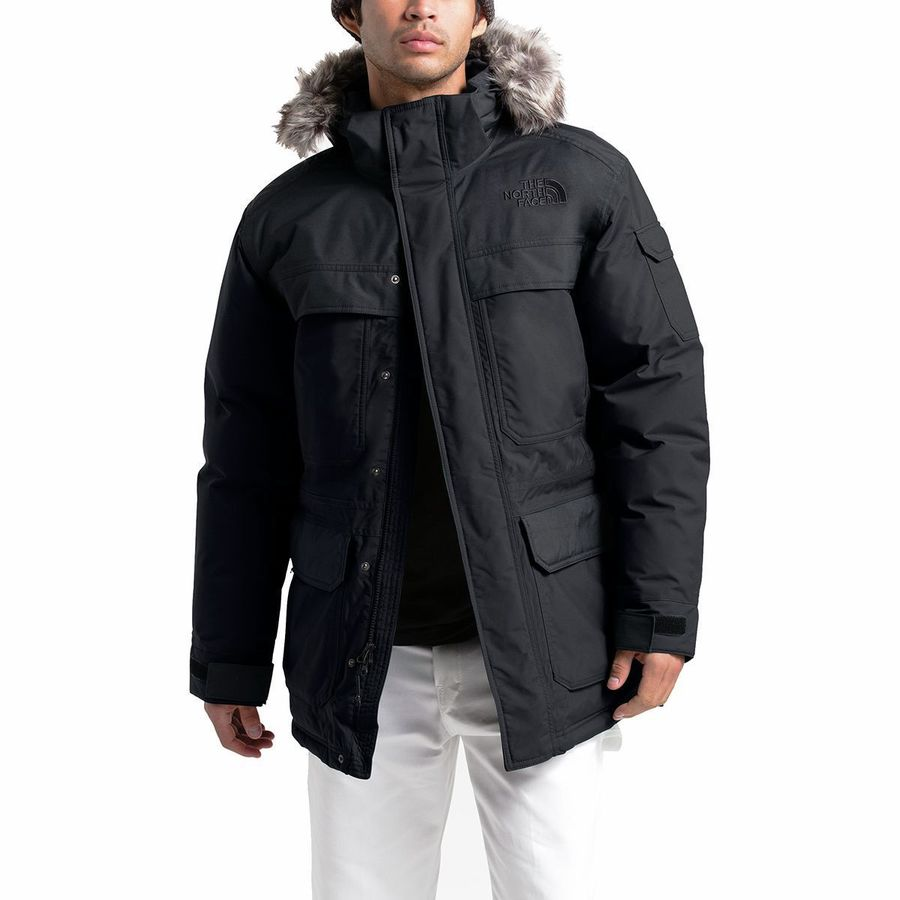 9b1e18dad The North Face McMurdo Hooded Down Parka III - Men's