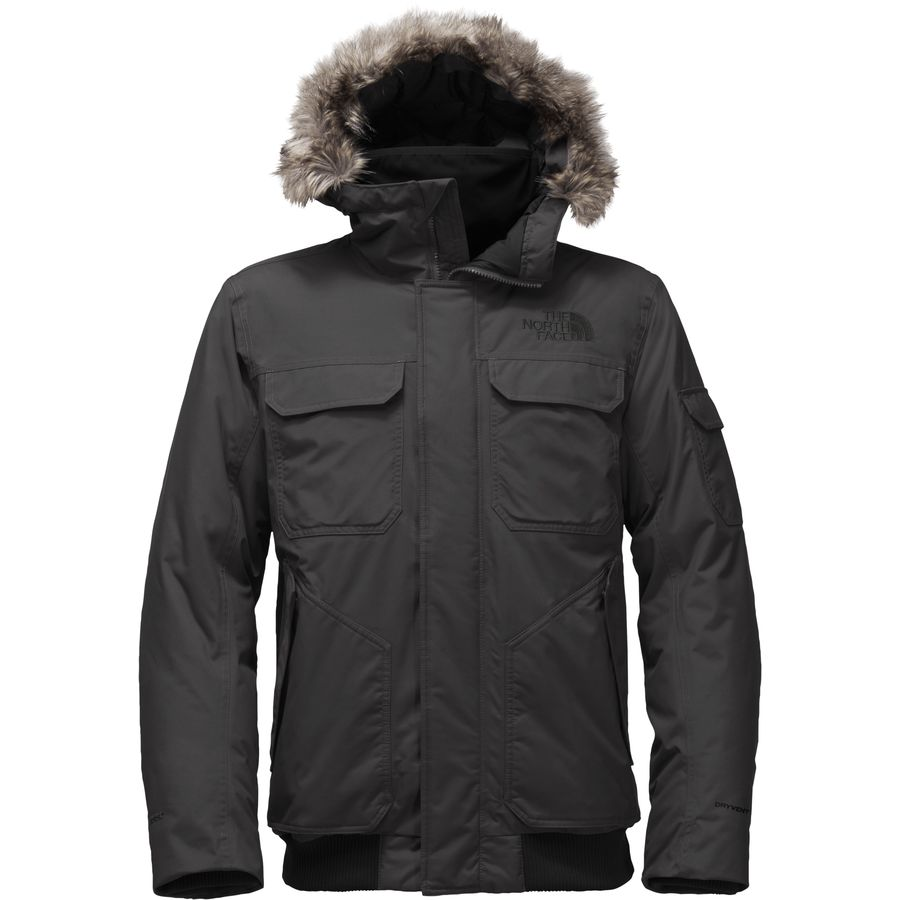 The North Face Gotham Hooded Down Jacket III - Mens
