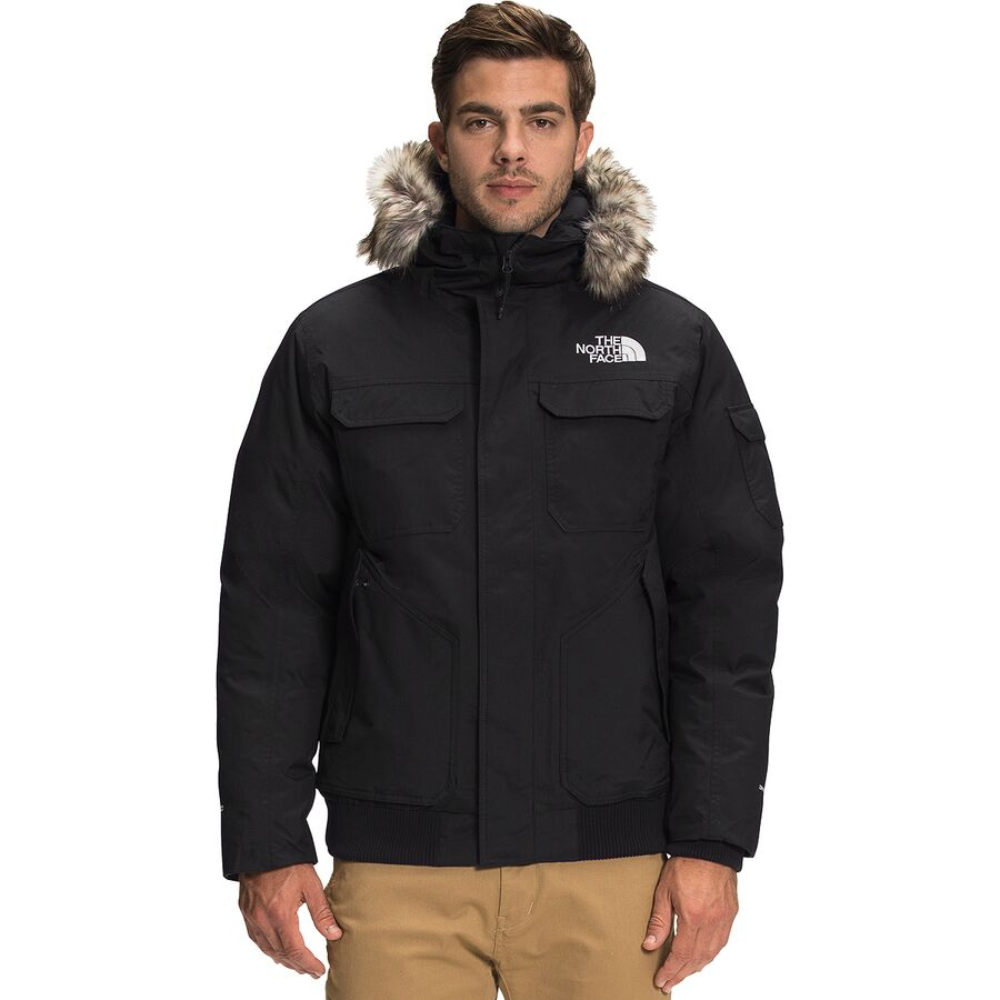 cb78d6121 The North Face Gotham Hooded Down Jacket III - Men s