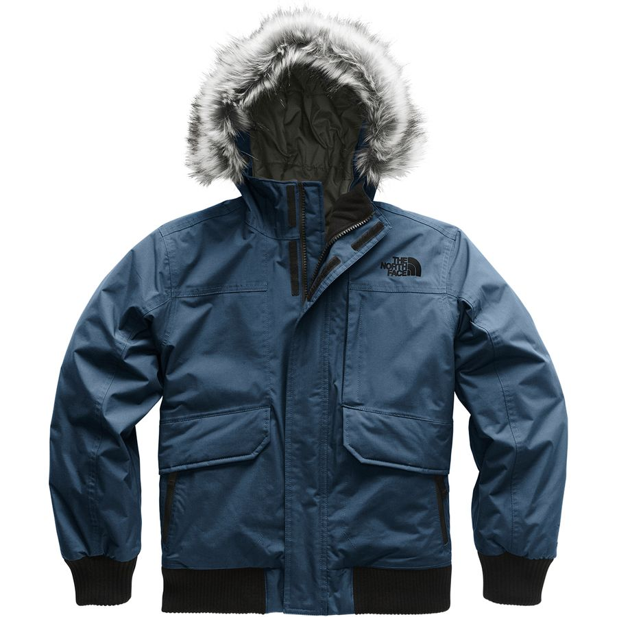 524355fa2 The North Face Gotham Down Hooded Jacket - Boys