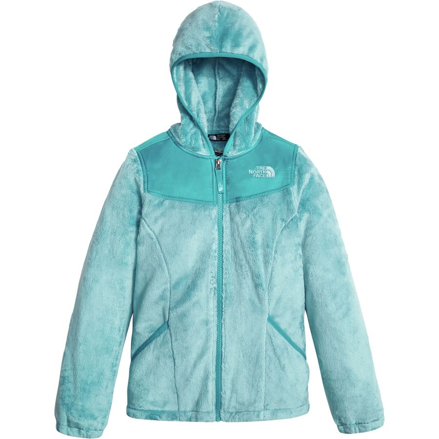 The North Face Oso Hooded Fleece Jacket - Girls' | Backcountry.com