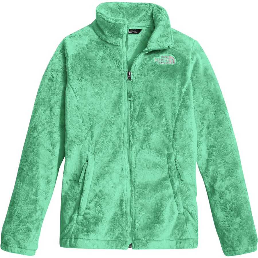 The North Face Osolita Fleece Jacket - Girls' | Backcountry.com