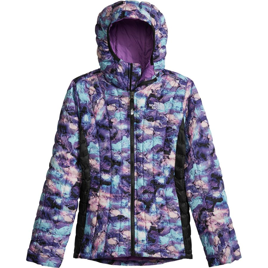 85e20b29cdd0 The North Face - ThermoBall Hooded Insulated Jacket - Girls  -