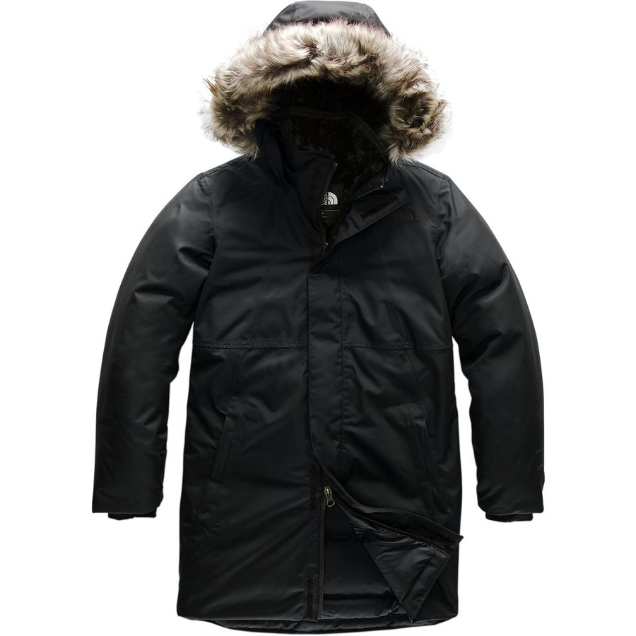 6c6ee0698 The North Face Arctic Swirl Hooded Down Jacket - Girls'
