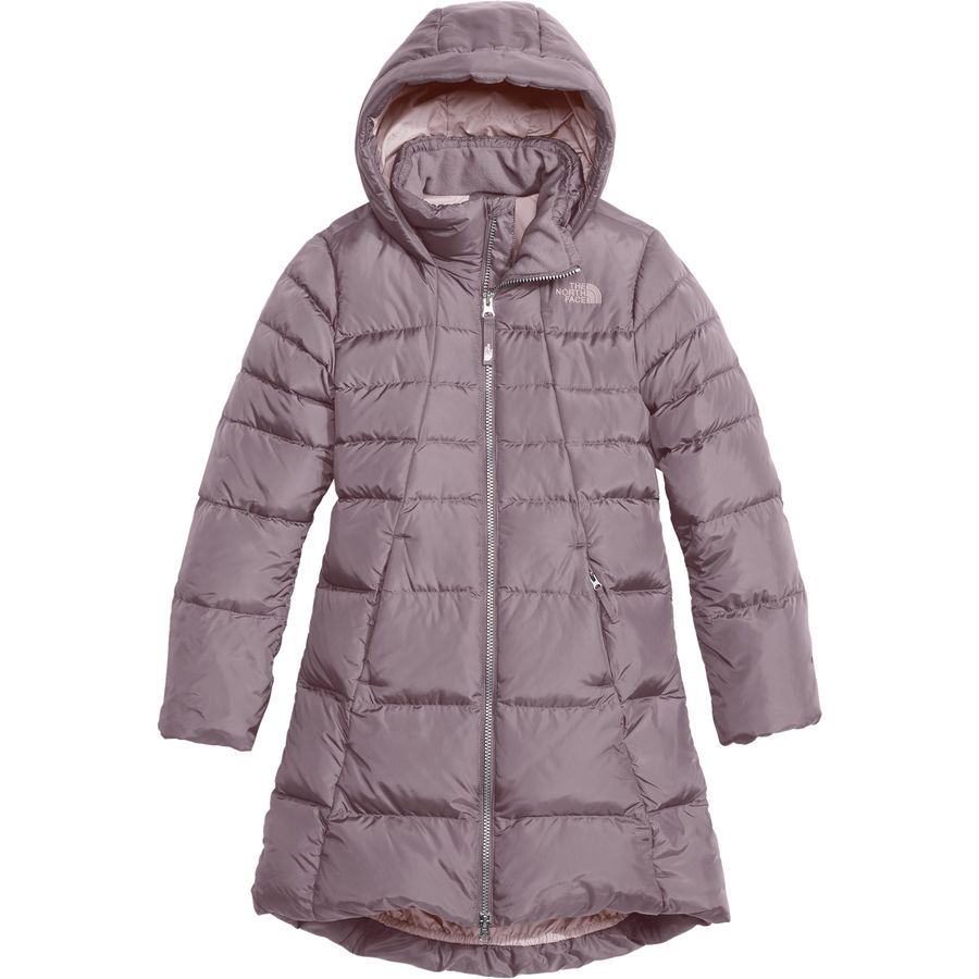 1fc8861f8770 The North Face - Elisa Hooded Down Parka - Girls  -