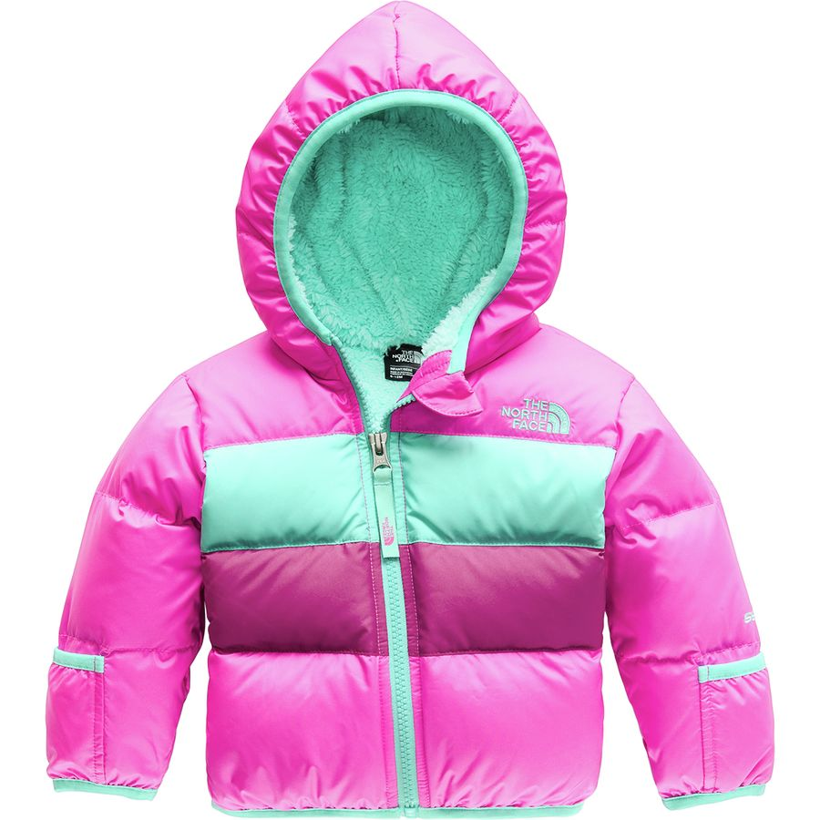 161f51a1d The North Face Moondoggy 2.0 Hooded Down Jacket - Infant Girls ...