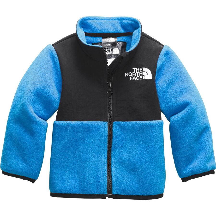 TNF The North Face fleece Denali Jacket Choose Size Baby Toddler Blue Black