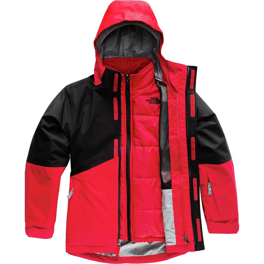 460530274188 The North Face Boundary Hooded Triclimate Jacket - Boys ...