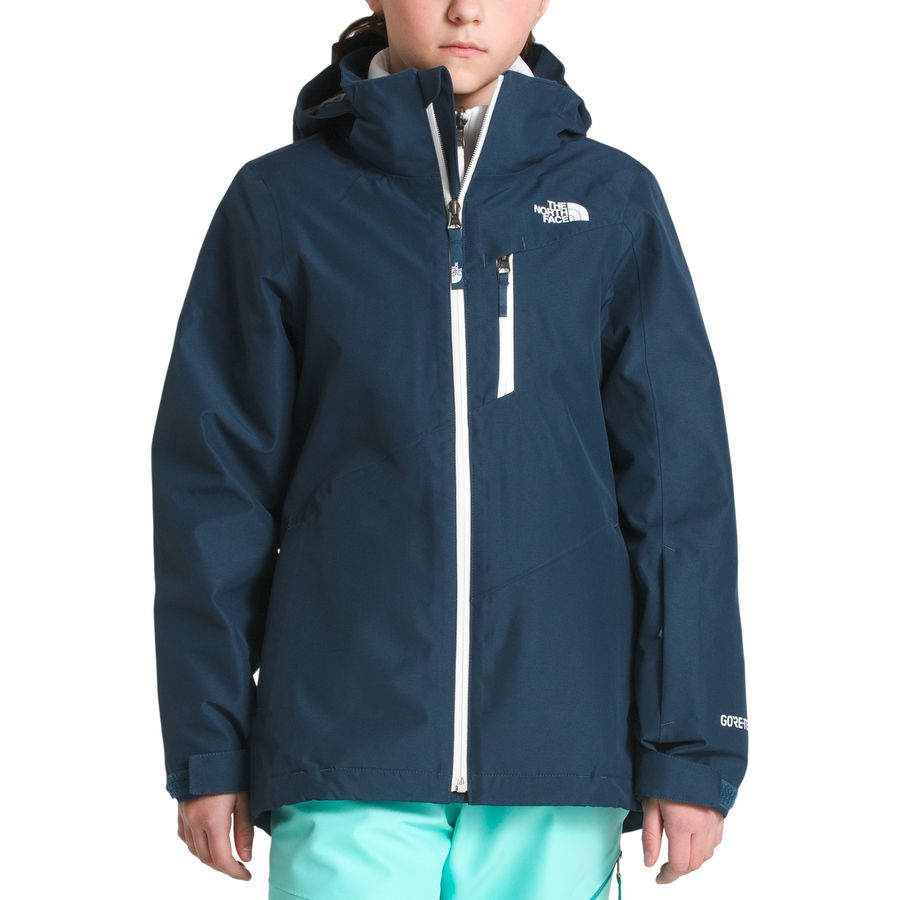 448209802 The North Face Fresh Tracks Hooded Triclimate Jacket - Girls ...